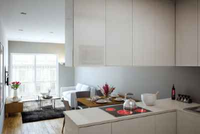 Newly built modern apartments in prestigious area of Barcelona